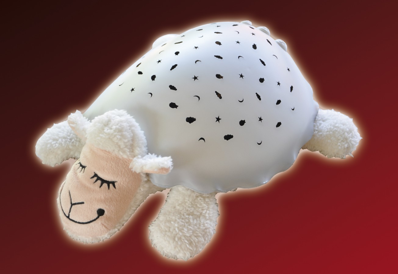 LED night light sheep