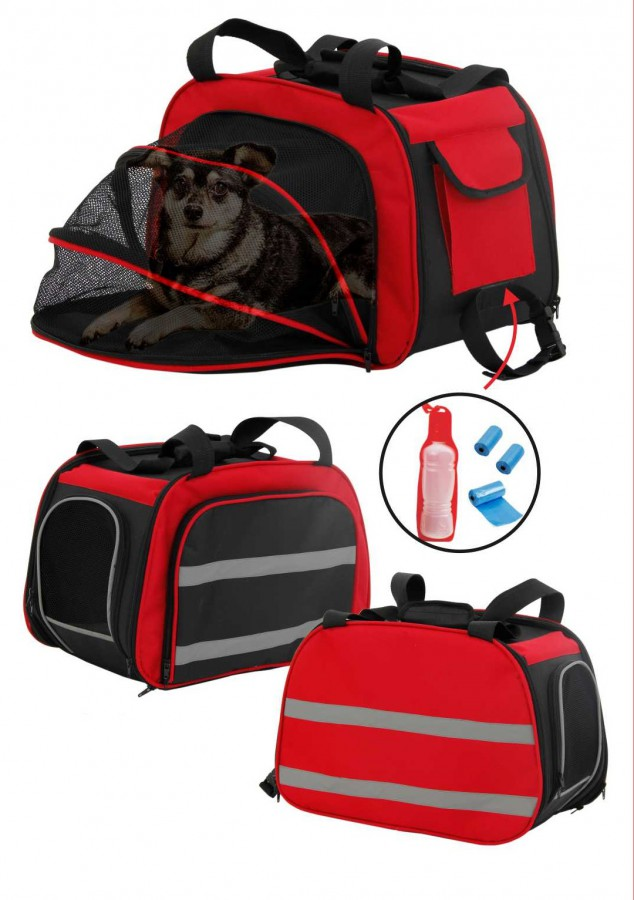 Multifunctional animal carrier backpack